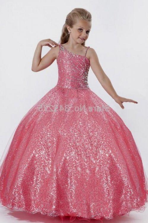 Pink dresses for kids 10 12
