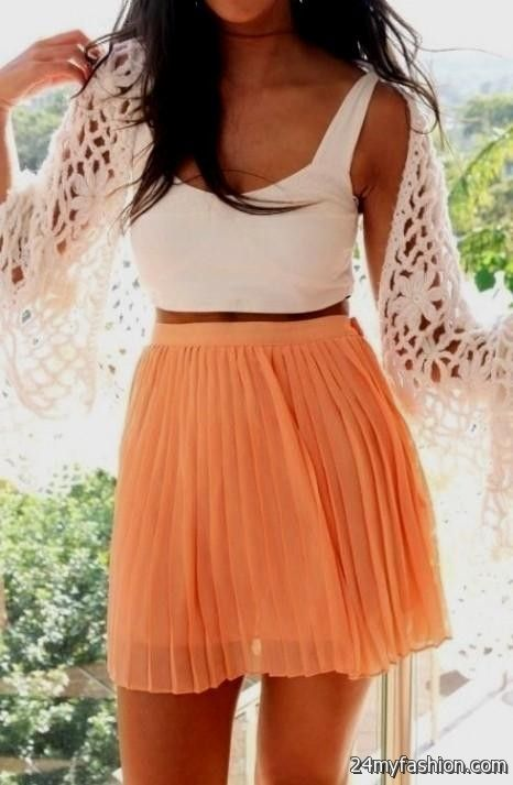 Summer Dress Outfits Tumblr 2016-2017 | B2B Fashion