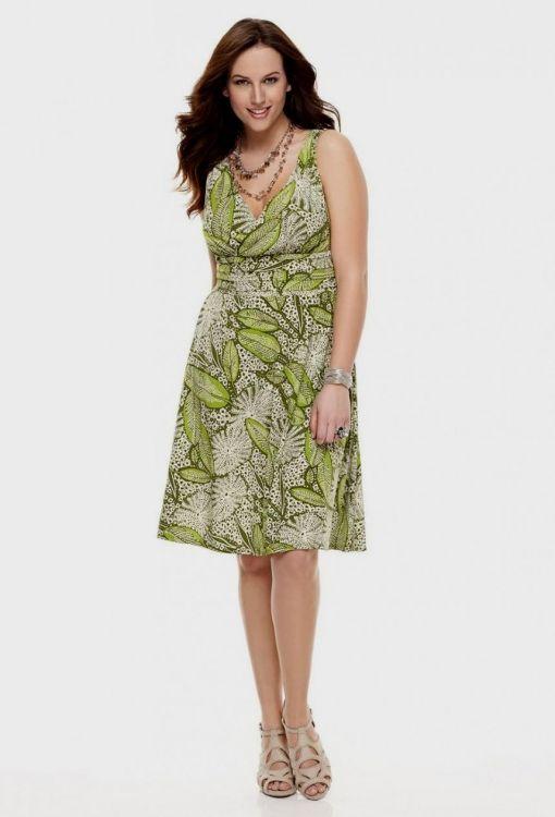 Summer Dresses Plus Size Teens Looks B2b Fashion