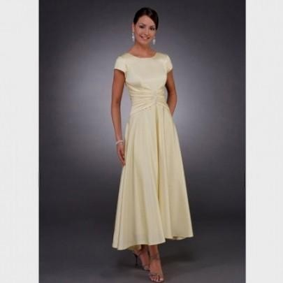 tea length mother of the bride dresses for summer