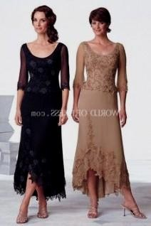 Mother Of The Bride Dress Tea Length
