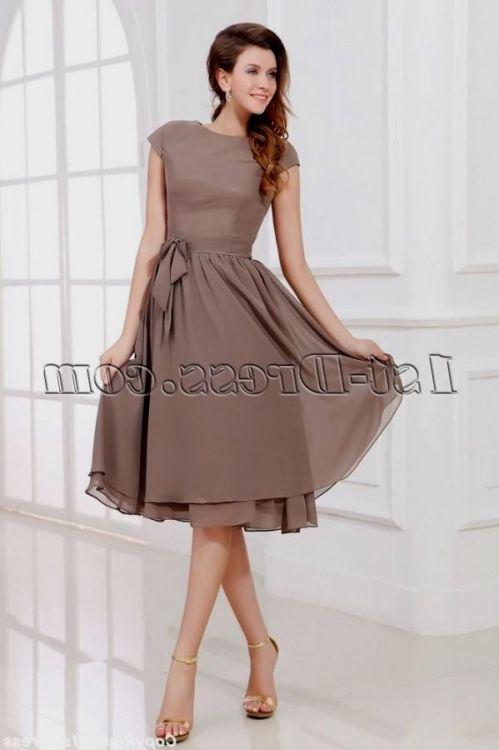 Designer Mother Of The Bride Dresses Tea Length