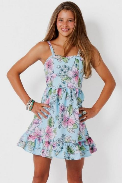 Collection Girls Sundresses Pictures - Reikian
