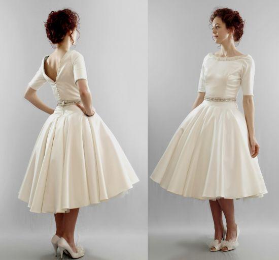 Tea Length Casual Dresses 2016 2017 B2b Fashion