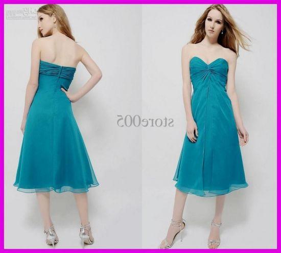 tea length dresses for wedding guest 2016-2017 | B2B Fashion