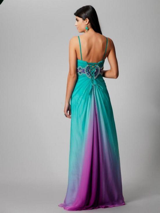 teal and purple bridesmaid dresses 2016-2017 » B2B Fashion
