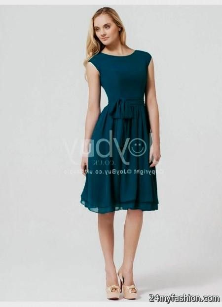 teal cocktail dress 2016-2017 » B2B Fashion
