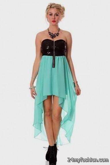 Teal Dresses For Teenagers Looks B2b Fashion