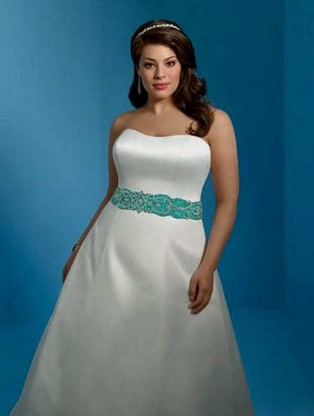 You Can Share These Teal Wedding Dresses Plus Size On Facebook Stumble Upon My E Linked In Google Twitter And All Social Networking Sites