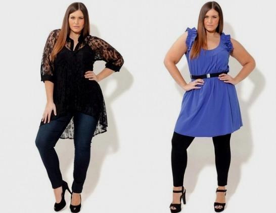 teen plus size casual dresses looks | B2B Fashion