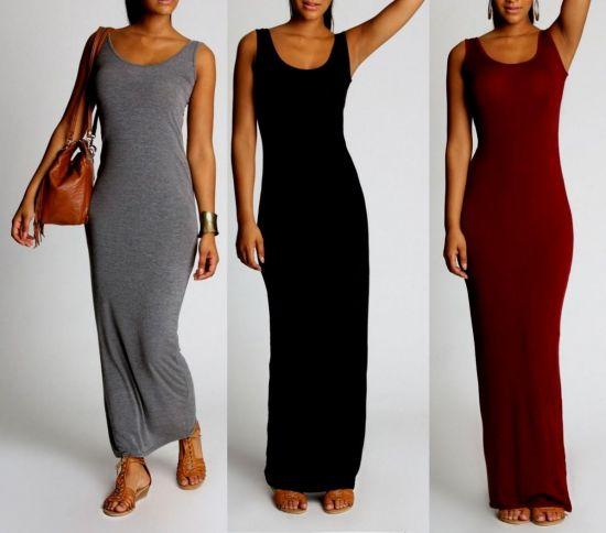 tight maxi dresses tumblr 2016-2017 | B2B Fashion