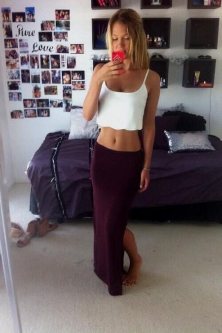 Tight Maxi Dresses Tumblr Looks B2b Fashion