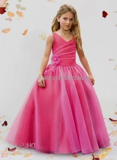 Toddler Flower Girl Dress Patterns 4040 B40B Fashion Simple Flower Girl Dress Patterns