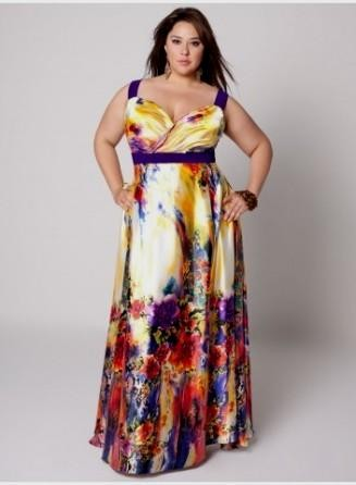 0e3ab68042 You can share these tropical dresses plus size on Facebook