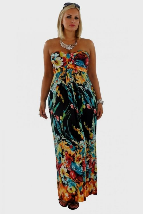 Tropical dresses plus size 2016 2017 b2b fashion for Plus size hawaiian wedding dresses