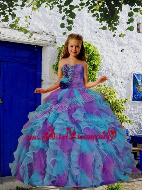 Turquoise and purple flower girl dresses 2016 2017 b2b fashion you can share these turquoise and purple flower girl dresses on facebook stumble upon my space linked in google plus twitter and on all social mightylinksfo Choice Image