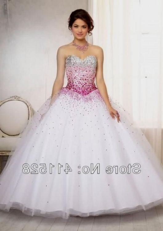 White Sweet 16 Dresses Short - Gowns and Dress Ideas