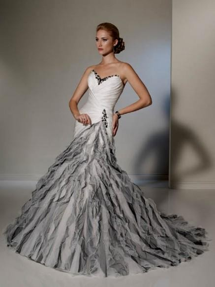 You Can Share These Unique Colorful Wedding Dresses On Facebook Stumble Upon My E Linked In Google Plus Twitter And All Social Networking Sites