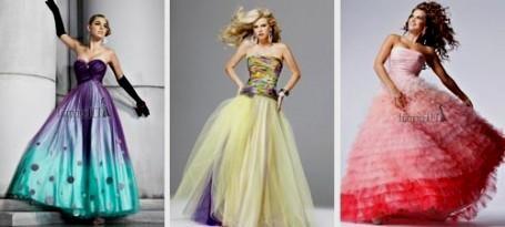 Unique colorful wedding dresses junoir bridesmaid dresses for Unique colorful wedding dresses