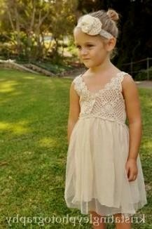 flower girl dresses vintage inspired