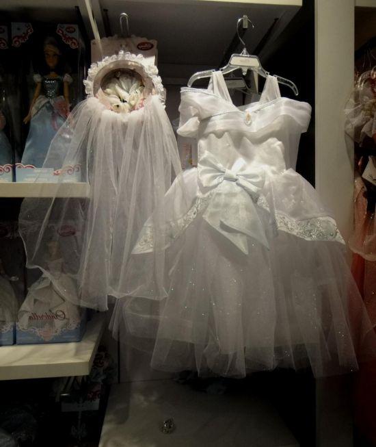 Cinderella Wedding Dress Child : Wedding dresses for kids cinderella b fashion