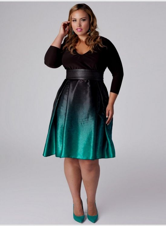 What to wear to a summer wedding as a guest black models for Plus size dress for wedding guest