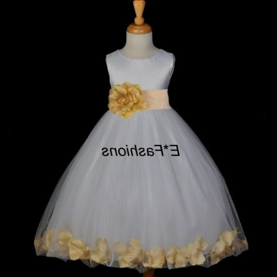 White and yellow flower girl dresses 2016 2017 b2b fashion you can share these white and yellow flower girl dresses on facebook stumble upon my space linked in google plus twitter and on all social networking mightylinksfo