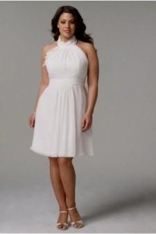 white beach dresses plus size looks   B2B Fashion