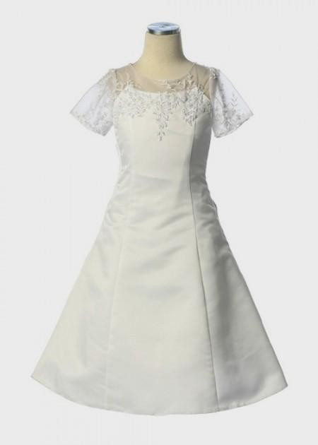 1444cf25dd64 white confirmation dresses for teenagers looks