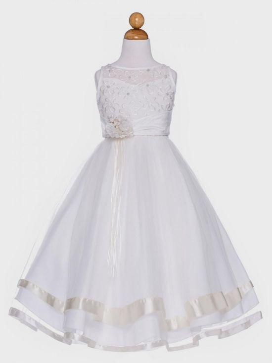 white confirmation dresses for teenagers 2016-2017 » B2B Fashion