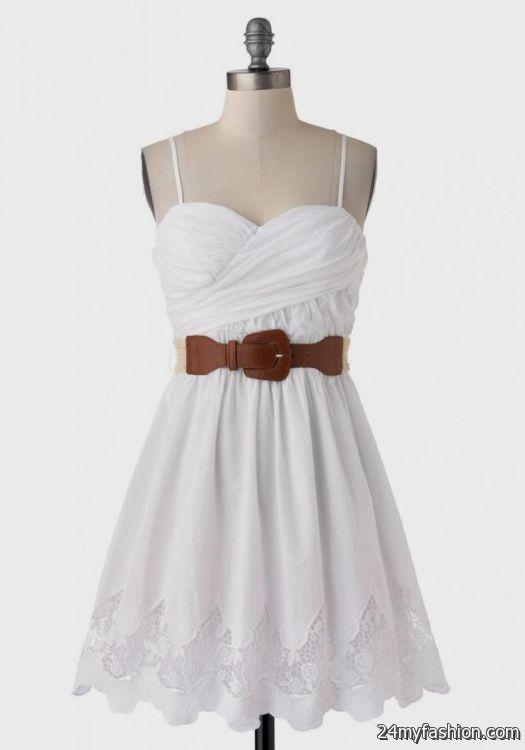 white country sundresses 20162017 b2b fashion
