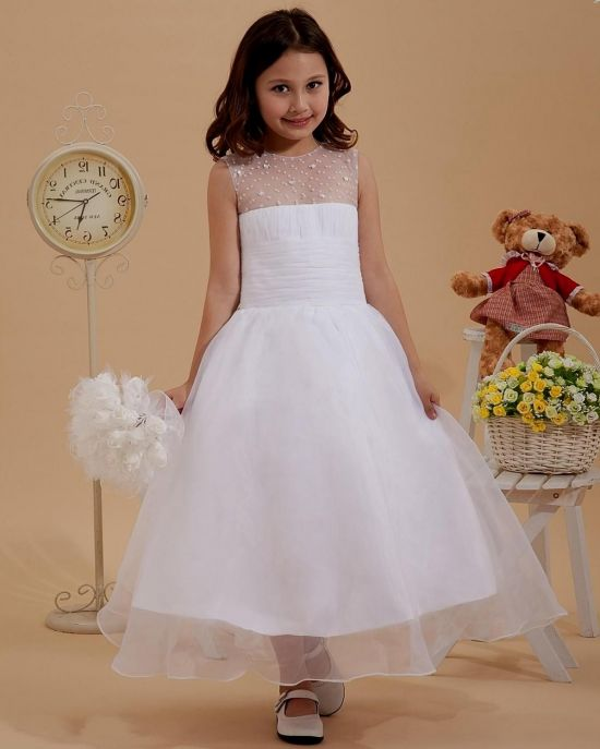 White dresses for girls Nude Photos 13