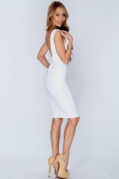 Mean does look it bodycon what dress