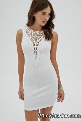 6438a1698 You can share these white lace bodycon dress forever 21 on Facebook,  Stumble Upon, My Space, Linked In, Google Plus, Twitter and on all social  networking ...