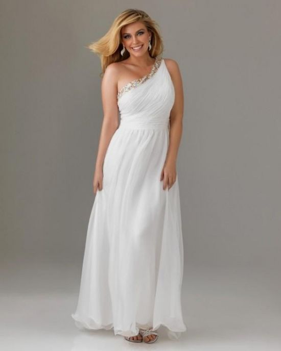 plus size white beach dresses - Sizing