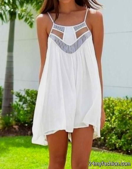 363f5f2022b white summer dress tumblr looks