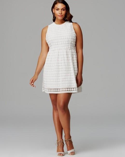 white sundress plus size 20162017 b2b fashion