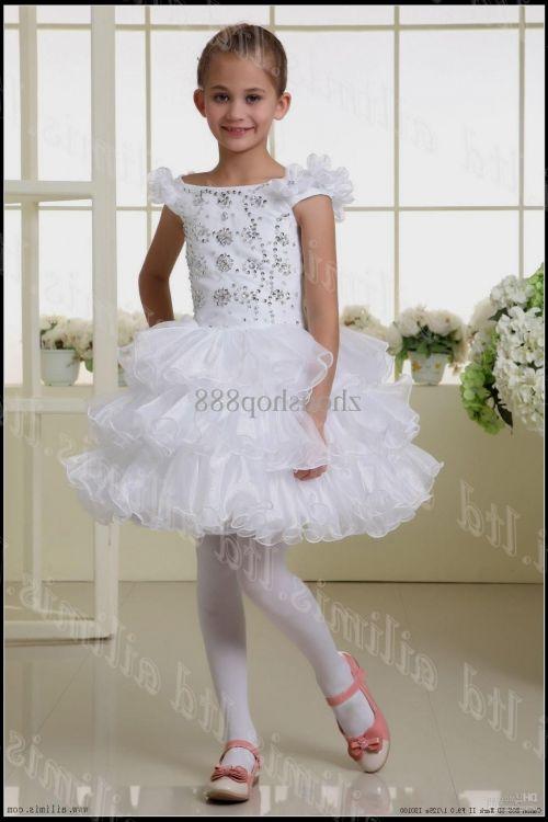 Wedding Dresses For Kids Flower Girl Dresses