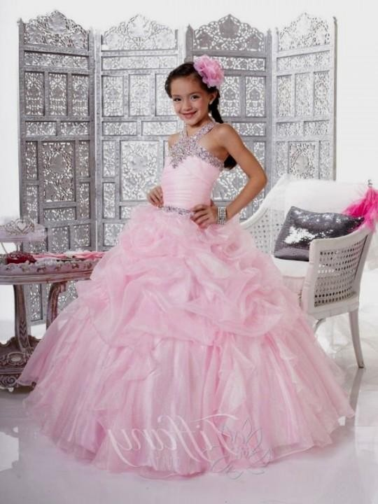 White Wedding Dresses For Kids 10 12 Looks B2b Fashion