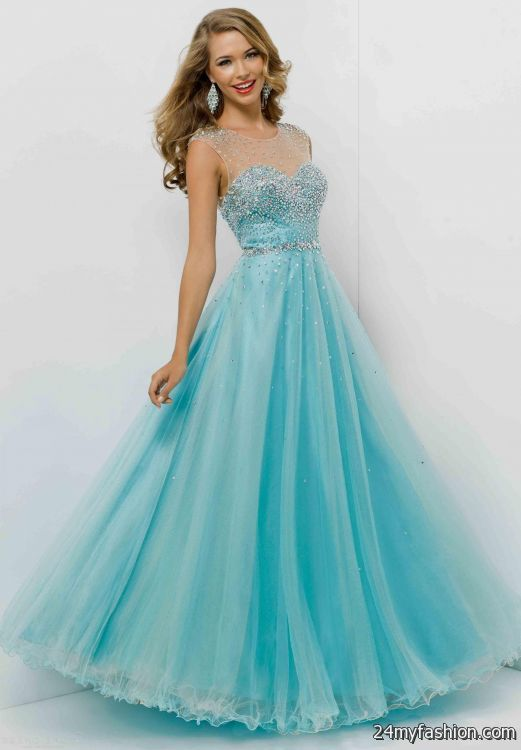 Winter Formal Dresses For Teenage Girls Looks  B2B Fashion-7431