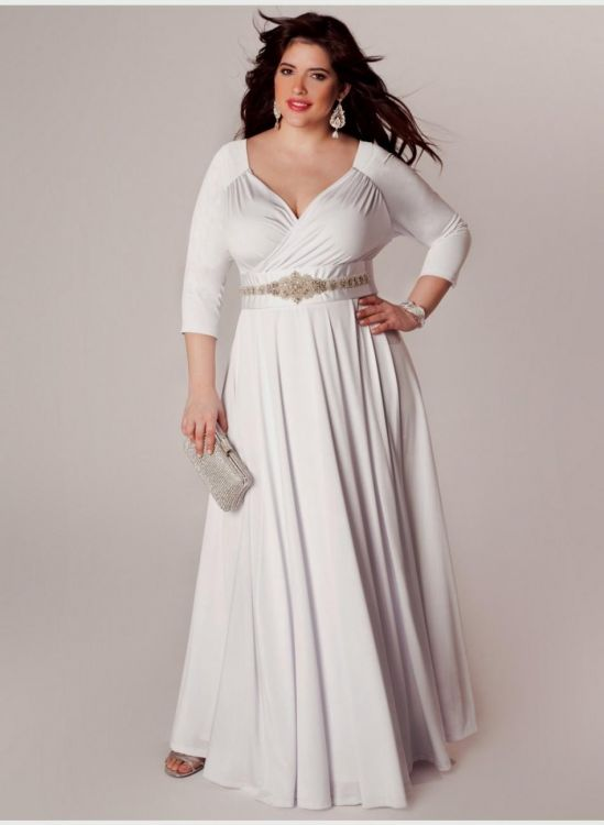 f2296ec3d4c You can share these winter wedding dresses plus size on Facebook