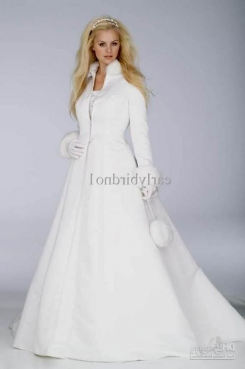Winter wedding dresses plus size 2016 2017 b2b fashion for Dresses for winter wedding guest 2017