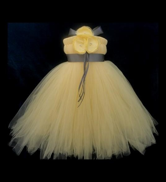 Yellow and gray flower girl dresses 2016 2017 b2b fashion you can share these yellow and gray flower girl dresses on facebook stumble upon my space linked in google plus twitter and on all social networking mightylinksfo Image collections