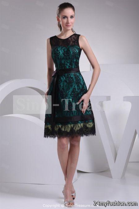 Evening Short Dresses 2018 44