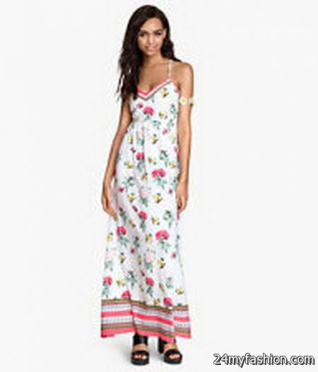 maxi dress h&m nl