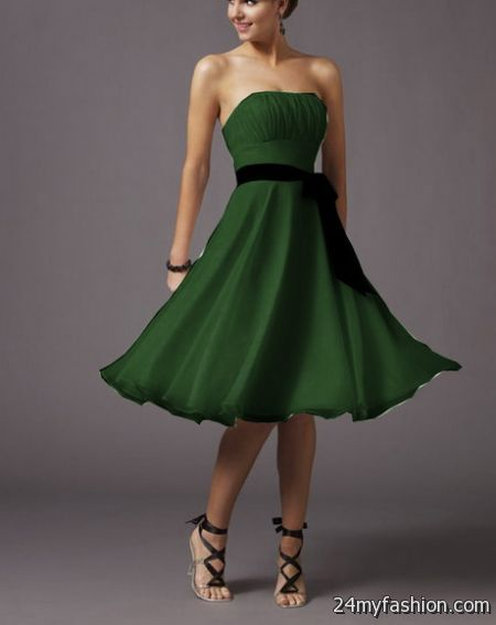 hunter green dresses - photo #36