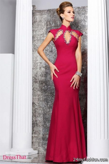 Inexpensive evening gowns 2017-2018 » B2B Fashion