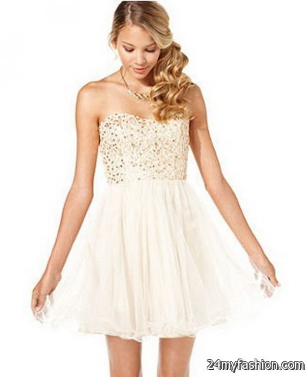 Images of Formal Junior Dresses - Klarosa