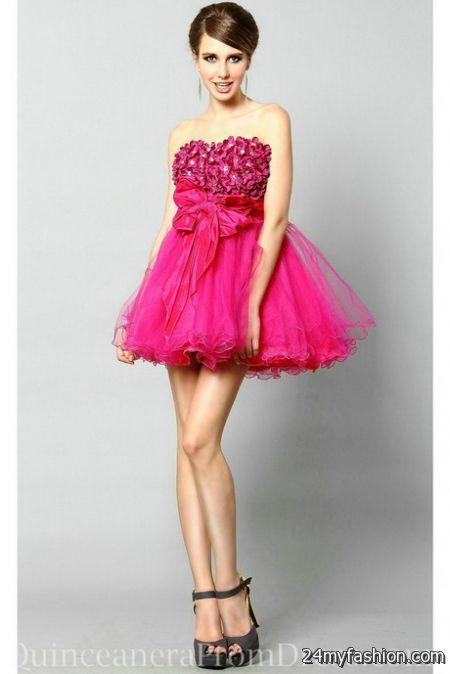 2018 Junior Prom Dress