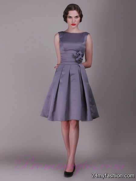 Knee Length Formal Dresses 2017 2018 B2b Fashion